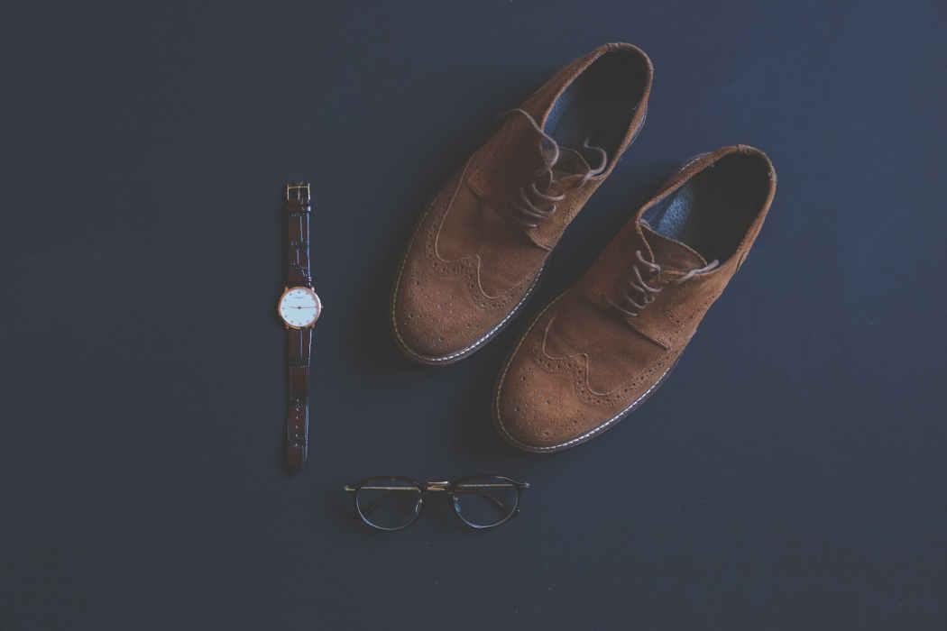 Suède schoenen