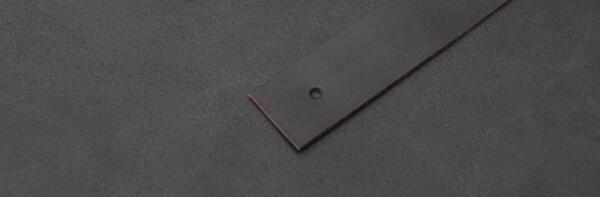 Plankdrager bruin tuigleer