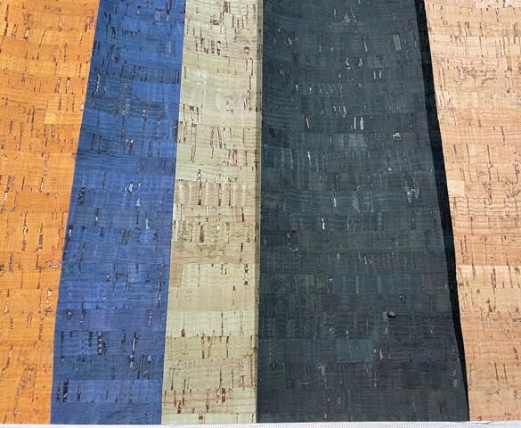 Kurkleer diverse kleuren